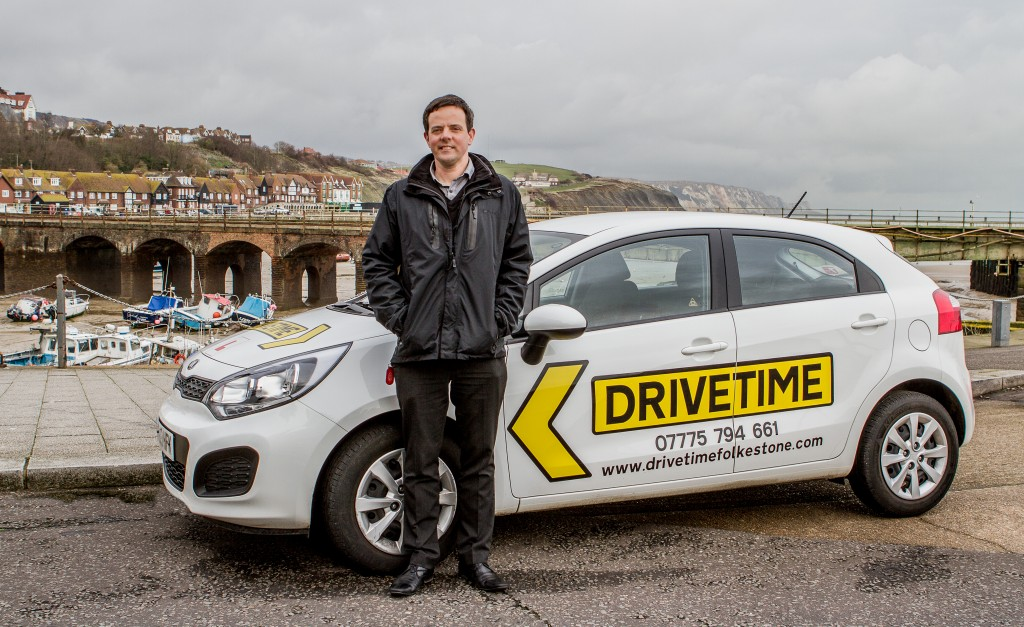 Driving Instructor Folkestone