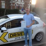 Vince intensive driving course