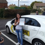 Driving Lessons Folkestone test passed